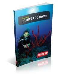 Essential Diver's Log Book interior