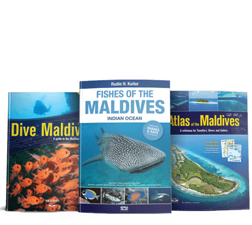 Maldives Guides from Atoll Editions